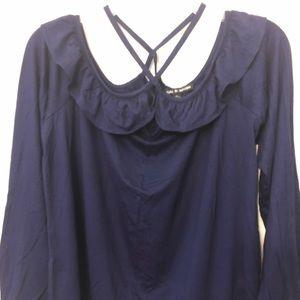 Cable & Gauge Purple top